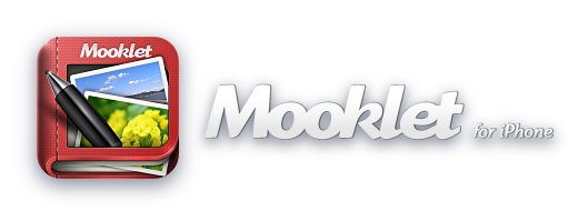 Mooklet for iPhone